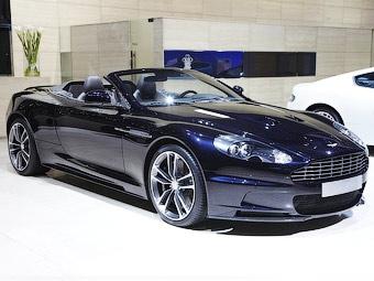 Aston Martin подготовил спецсерию модели DBS в честь своего директора