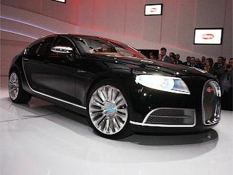 Марка Bugatti представила самый быстрый и дорогой седан в мире