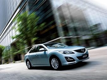 Обновленное семейство Mazda6 представили в Японии