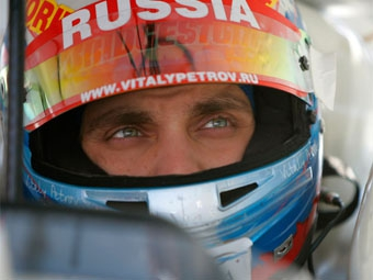 Виталий Петров в Малайзии квалифицировался шестым