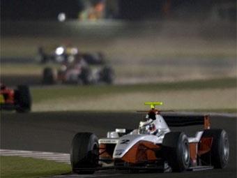 Нико Хюлькенберг не будет выступать в оставшихся гонках GP2 Asia