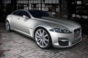 Новое поколение Jaguar XJ получит гибридную версию