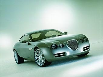Jaguar готовит среднемоторный суперкар