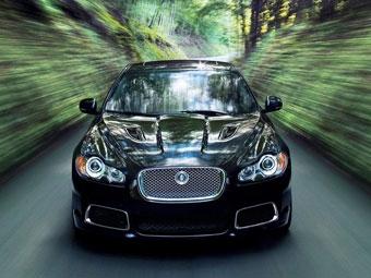 "Jaguar XFR будет разгоняться до ""сотни"" за 4,9 секунды"