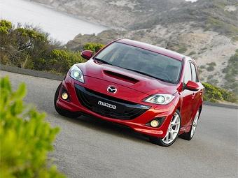 В Женеве официально представили новую Mazda3 MPS