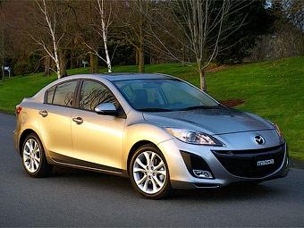Новый седан Mazda3 получил 2,5-литровый мотор от Mazda6