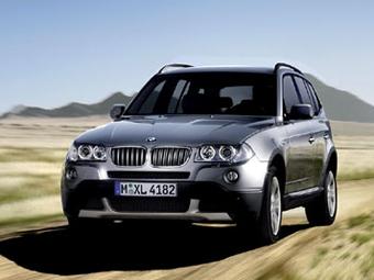 Немцы признали BMW X3 самой надежной машиной