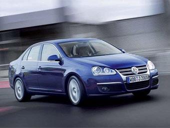 Минпромторг вычеркнул VW Jetta из списка автомобилей-льготников
