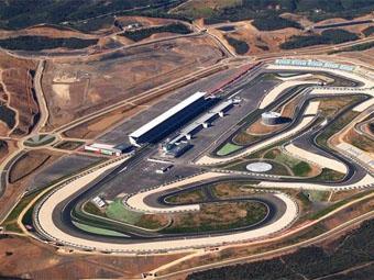 """Этап в Альгарве включен в календарь """"Мировой Серии Renault"""" 2009 года"""