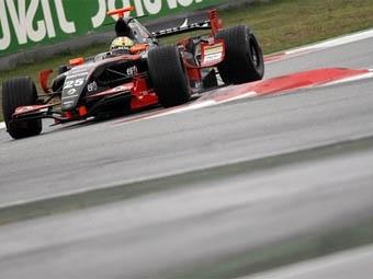 """В """"Формуле-Рено 3.5"""" выступит еще один российский гонщик"""