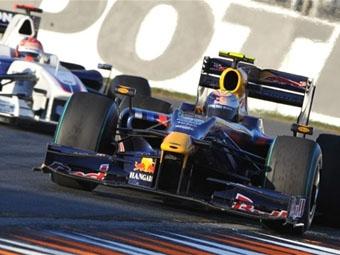 Судьи Гран-при Австралии вынесли два наказания Себастьяну Феттелю
