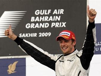 "Дженсон Баттон выиграл четвертый этап ""Формулы-1"""