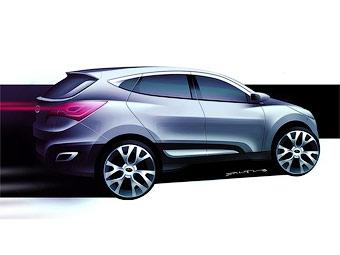 В Женеве Hyundai представит прототип нового Tucson