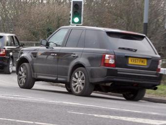 Land Rover испытывает самую мощную версию Range Rover Sport