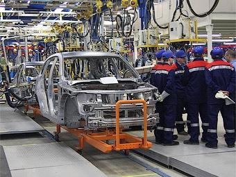 Завод GM в Санкт-Петербурге остановлен до 13 апреля