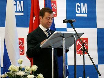 Завод GM в Петербурге приостановит работу с 20 декабря