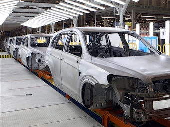 Профсоюз GM обсудит с руководством завода нападение на своего председателя
