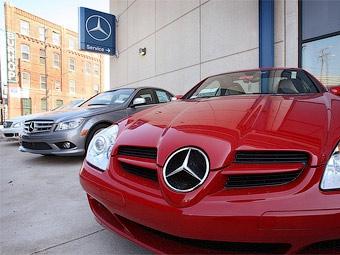 Россия удержала четвертое место по продажам автомобилей в Европе
