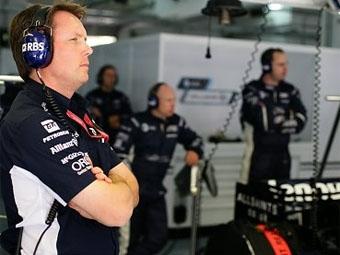 Команда Williams не определилась с дебютом KERS