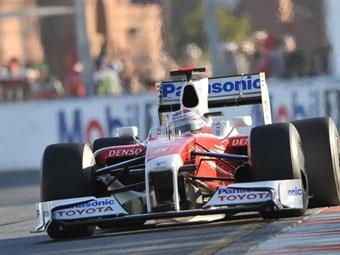 Команда Toyota не будет оспаривать наказание Ярно Трулли