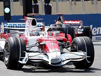 Ярно Трулли пообещал выиграть гонку в 2009 году