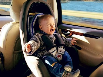 ГИБДД проконтролирует использование детских кресел