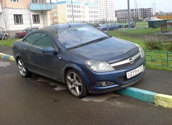 За парковку во дворах москвичей оштрафовали на 11 миллионов рублей