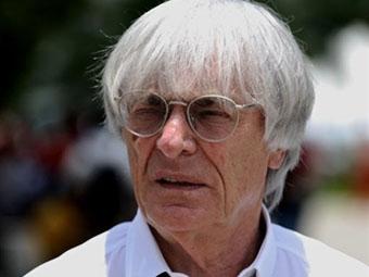Берни Экклстоун назвал поступок команды McLaren мошенничеством