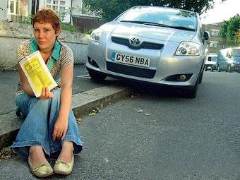 Иностранных водителей в Великобритании будут штрафовать на месте