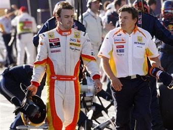 """Алонсо обвинил McLaren в """"регулярной лжи"""""""
