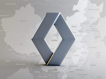 Renault откроет представительство в Китае