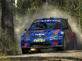 Компания M-Sport построит раллийный Ford Fiesta S2000 к 2010 году