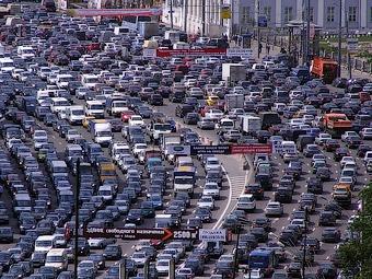 Московские светофоры будут работать в зависимости от погоды