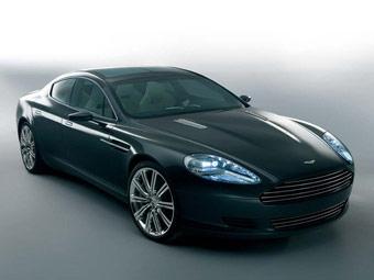 """""""Четырехдверное купе"""" Aston Martin будут выпускать в Австрии"""
