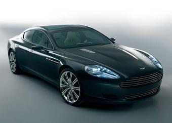 """Aston Martin перестанет быть """"чистокровным англичанином"""""""