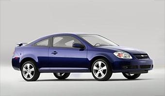 GM отзывает 98 тысяч купе Chevrolet Cobalt
