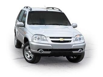 Обновленная Chevrolet Niva добралась до конвейера