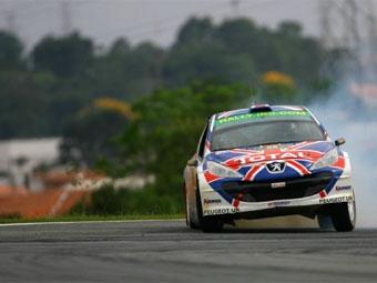 Крис Мик одержал победу на втором этапе чемпионата IRC
