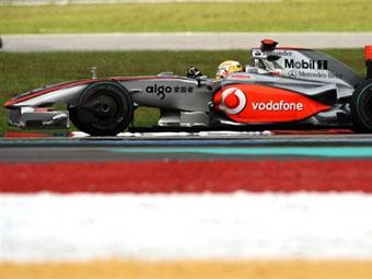 Команда McLaren вызвана в апелляционный суд