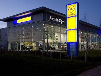 Дилеры хотят купить часть компании Opel