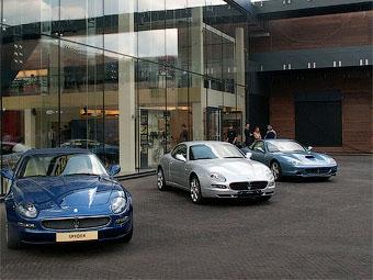 Россия откатилась на пятое место в Европе по продажам автомобилей