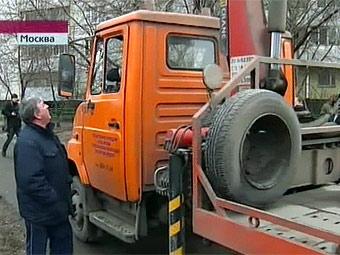 МВД РФ предложило брать с водителей деньги за эвакуацию