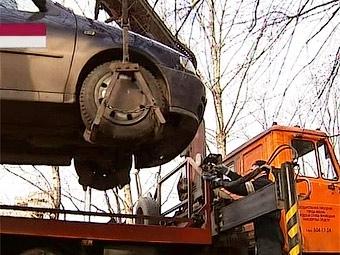 Матвиенко потребовала отменить бесплатную эвакуацию автомобилей