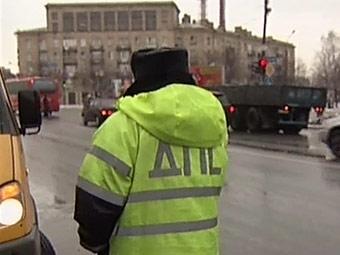 За сутки ГИБДД проверило в Москве 12 тысяч грязных машин