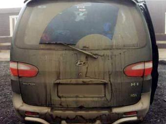 В Москве начали штрафовать за грязные машины