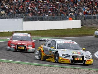 Команда Audi сохранит свой состав в DTM