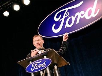 Руководство Ford решило урезать себе зарплаты