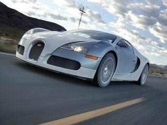 Bugatti Veyron будет стоить в России 1,6 миллиона евро