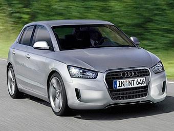 Audi готовит к дебюту прототип модели A2 нового поколения