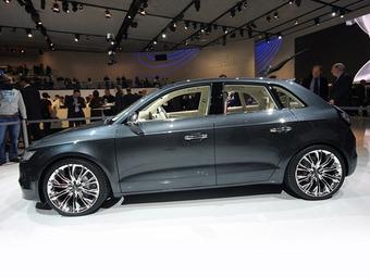 Audi представила гибридного конкурента Mini